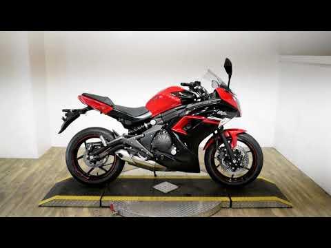 2016 Kawasaki Ninja 650 ABS in Wauconda, Illinois - Video 1