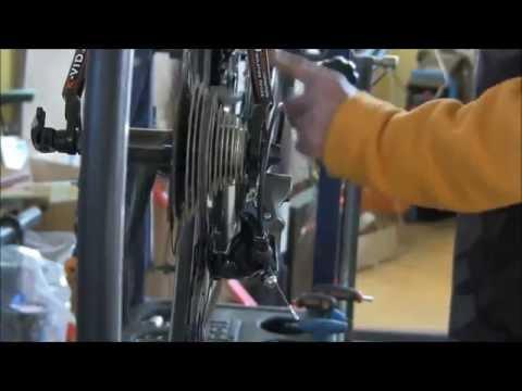 Regolazione di base del cambio e del deragliatore bicicletta