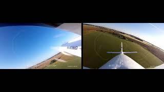 Night Walrus 2nd flight (2 x Runcam2- FPV) after Crash Repairs 12.07.2020