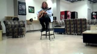 Adam Sams Performing at USCA