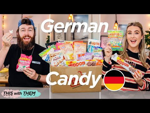 Trying *MORE* amazing German Candy! - This With Them