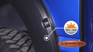 "Bushwacker: New ""Why Buy"" Bushwacker Fender Flares Video"