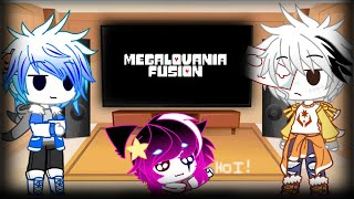 Megalovania Fusion!-Reactions~ Ft. Undertale -Henry Stickmin (Original)