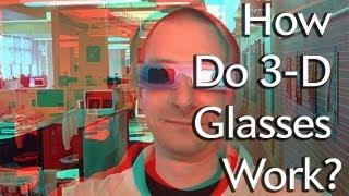 How Do 3D Glasses Work? - Instant Egghead #22