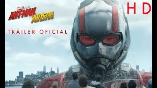 Trailer of Ant-Man y la Avispa (2018)