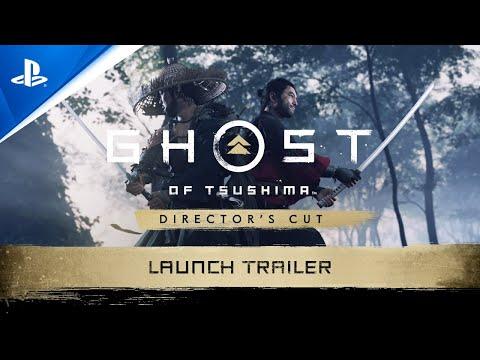 Launch Trailer | PS5, PS4 de Ghost of Tsushima Director's Cut