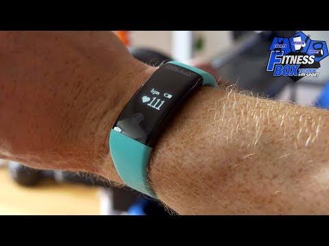 Pollix Fitnesstracker im Test: Robustes Armband mit Pulsmessung am Handgelenk
