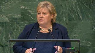 🇳🇴 Norway - Prime Minister Addresses General Debate, 73rd Session