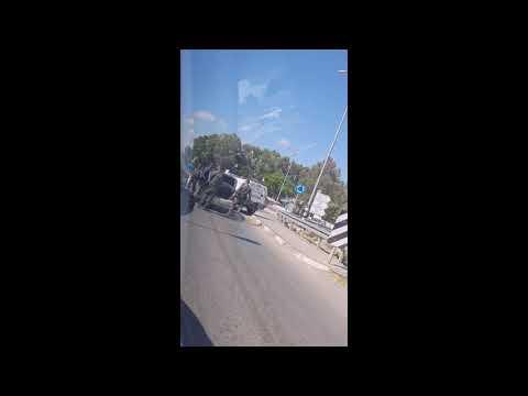 פשיטה משטרתית בכפרים הערביים באזור רכסים