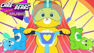 Care Bears - Ride A Bike Song! | I Like To Ride My Bike | Care Bears Unlock The Music | Kids Songs