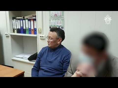 Ректор АГАТУ Иван Слепцов помещен в изолятор. Видео задержания