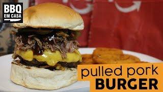 PULLED PORK BURGER - MANDA BURGERS - Video Youtube
