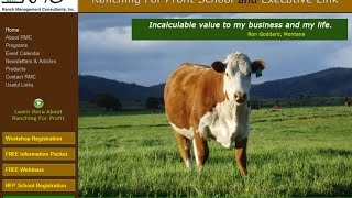 The Business of Ranching
