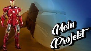 Ich baue einen Iron Man Anzug // Mein Persönliches Projekt // 3D Druck