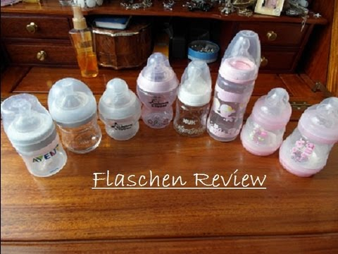 Flaschen Review Tommee Tippee & Co.