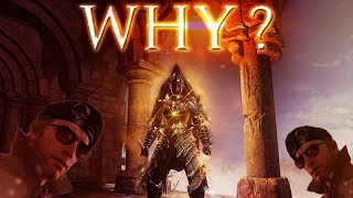 Dark Souls 3 PVP - Why are we still here?