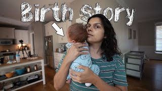 How Hard Is Having A Baby? Honest Opinion After 1 Month || Day Of Eating