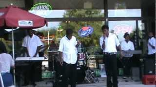 Let's Stay Together performed by Reggie Taylor and Brandon Chornes  07272012