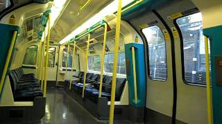 preview picture of video 'Jubilee Line: Neasden - West Hampstead'