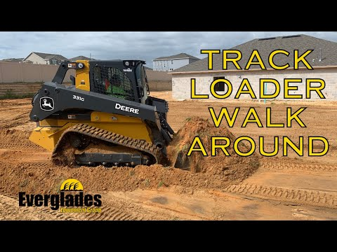 John Deere 2021 331G Walk Around | Track Loader Key Features