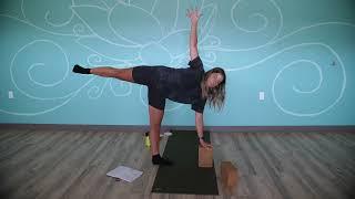 Protected: August 15, 2021 – Jenna Marino – Hatha Yoga (Level II)