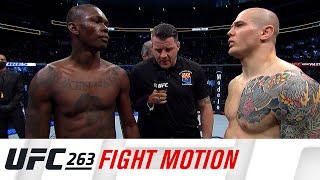 UFC 263: Fight Motion
