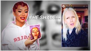 jeffree star DRAGS nikita dragun's new makeup launch?!