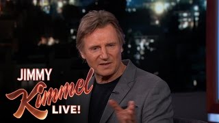 Liam Neeson On His Kids And St. Patrick's Day In Ireland