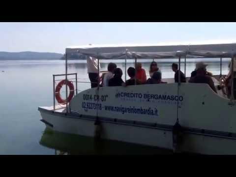 Partita la prima crociera sul lago di Varese