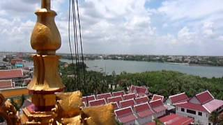 preview picture of video '2010.5.30 タイのNong Wang Temple (Khon Kaen) タイ・コンケンの寺院'