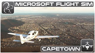 Cape Town (Cirrus SR 22) - Microsoft Flight Simulator