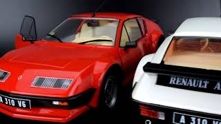 Solido Alpine A310 Pack GT