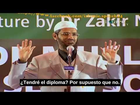 ¿Madre Teresa Iría Al Paraíso Por Sus Buenas Acciones?-Zakir Naik