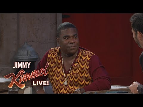 Tracy Morgan Reveals Who He Wants to Work with Most