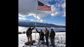 Fund Our Wounded Heroes' Mountain Top Safari Elk Hunt Trip