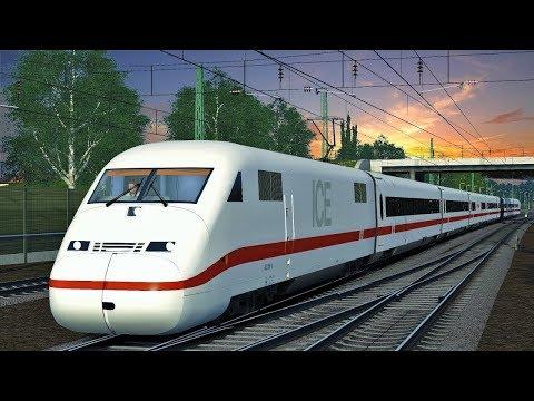 #Train Simulator spielen