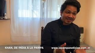 Khan, de India a La Pampa