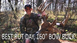 """Two Shots to Get a Booner, 200+"""" Buck Encounter  