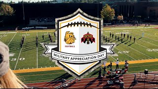 UMD FOOTBALL PROMOTIONAL SCHEDULE INCLUDES ANNUAL MILITARY APPRECIATION DAY