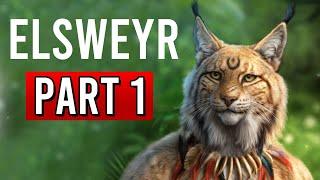 Skyrim DLC Sized Mod - Elsweyr Part 1 Walkthrough with ESO!