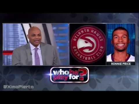 Inside the NBA   Funniest Moments  ¦ 2015 2016 NBA Season