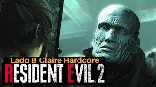 Resident 2 Remake(Pc) -Rangos S+ - lado B claire(finish)Y LEÓN LADO B - Hardcore - en español