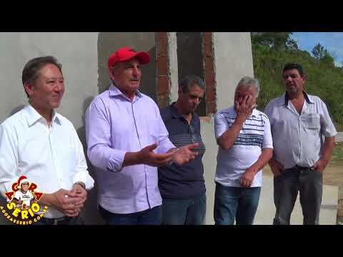 Prefeito Ayres Scorsatto agradece a visita do Deputado Federal Walter Ihoshi (PSD/SP)