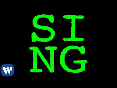 Sing performed by Ed Sheeran