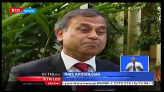 KTN Leo: Mwakilishi mkazi wa UNDP; Siddhart Chartterjee apuzilia mbali madai ya rais Uhuru Kenyatta