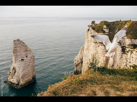 Этрета жемчужина Нормандии