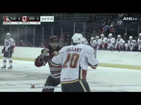 Tyson Empey vs Alex Gallant