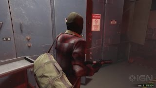 GTA 5's First Mission in First Person - IGN Plays