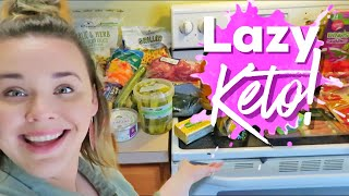 KETO GROCERY HAUL ON A BUDGET | ALDI GROCERY HAUL