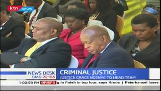 CJ David Maraga launches National Committee on criminal justice reforms